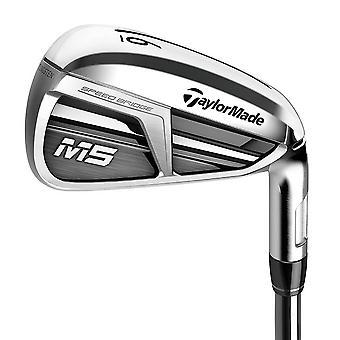 TaylorMade Herre 2019 Golf M5 stål aksel RH fuld jern sæt 4-PW