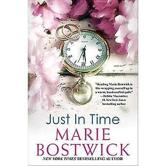 Just in Time by Marie Bostwick - 9781496709233 Book