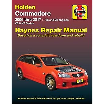 HM Holden Commodore VE VF Petrol 2006-17 by  - 9781620921609 Book