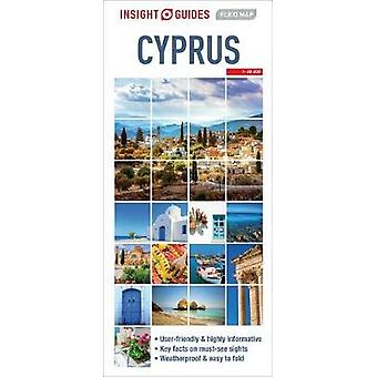 Insight Guides Flexi Map Cyprus by Insight Guides - 9781780053875 Book