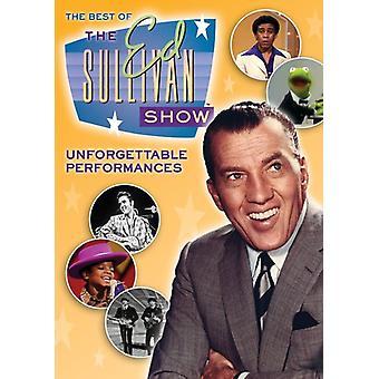 Ed Sullivan: The Best of the Ed Sullivan Show [DVD] USA import
