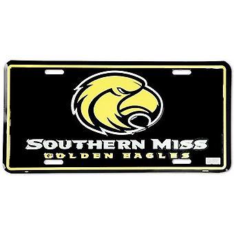 Southern Miss Golden Eagles NCAA matrícula
