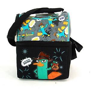 Bolsa de Almuerzo - Phineas y Ferb - Ferry Boys Gifts Juguetes Nuevo Almuerzo Caso 617189