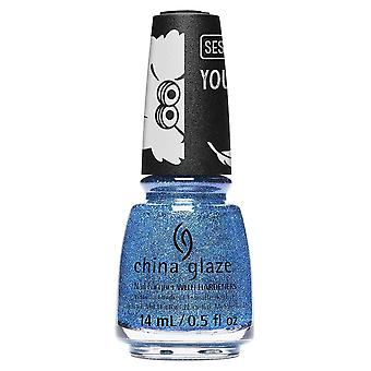 China Glaze Sesame Street You Do Hue 2019 Nail Polish Collection - Dat Color Dough (84675) 14ml