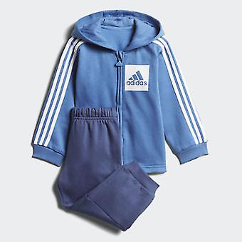 Adidas Infant Boys Sports Tracksuit 3-Stripes