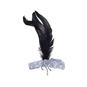 Bristol Novelty Unisex Adults Feather headband