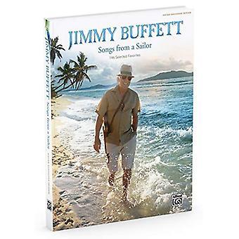 Jimmy Buffett--liedjes van een matroos: 146 geselecteerde Favorieten (Guitar Songbook Edition), hardcover boek