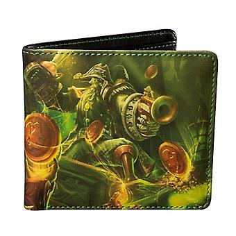 Wallet - Heroes of the Storm - Blackheart's Bay Bi-Fold j6228