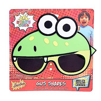Costumes de fête - Sun-Staches - RyanToysReview Gus the Gator New sg3553