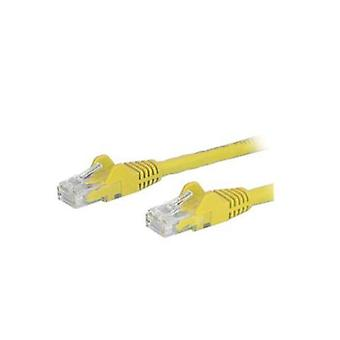 Startech Yellow Snagless Cat6 Patch Cable