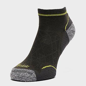 Nieuwe Bridgedale mannen ' s wandeling ultra licht T2 sokken bruin