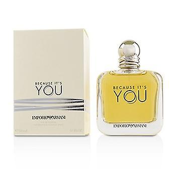 Giorgio Armani Because It's You Eau de Parfum 150ml EDP Spray