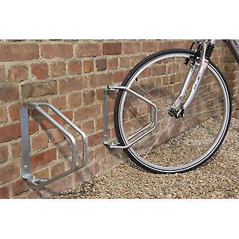 Mottez fietsenrek muurbevestiging verstelbaar