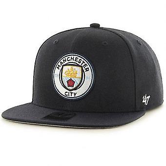 Manchester City 47 Cap No Shot Capitaine