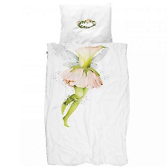 Snurk bedding fairy fairy 135 x 200 cm 100% cotton