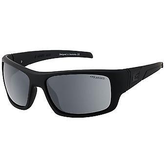 Dirty Dog Stray Satin Sunglasses - Black/Grey