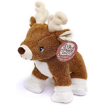 Miri Moo Soft Plush Reindeer Toy 30cm