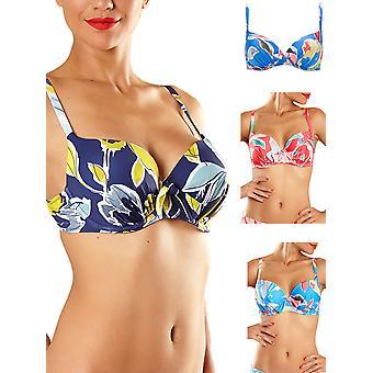 Mirage Padded Balcony Bikini Top