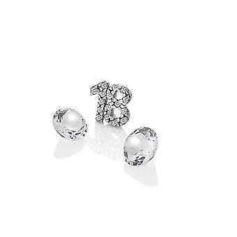 Anais Hot Diamonds Anais Sterling Silver 18 Charm AC057