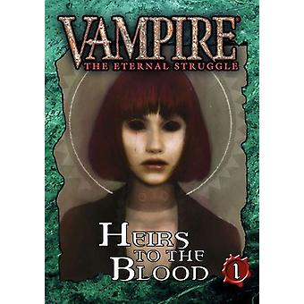 Pacchetto espansione Vampire The Eternal Struggle Heirs Pack 1