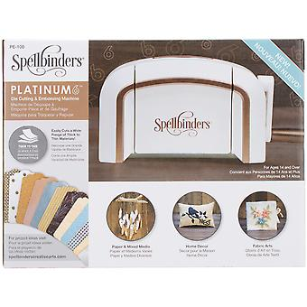 Spellbinders Platinum 6.0 Schneiden & prägen Maschine