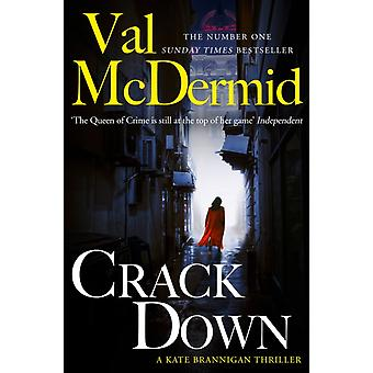 Crack Down by Val McDermid