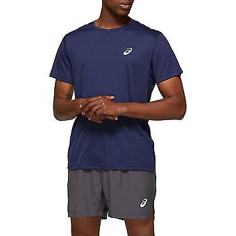 T-shirt asics argento - SS21