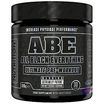 Applied Nutrition Abe All Black Everything 315 g