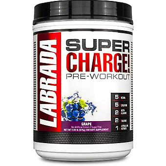 Labrada Super Charge! Pre-Workout  675 gr