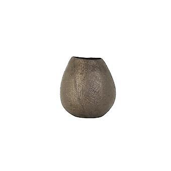 Light & Living Vase Deco 23x25cm Jake Ceramics Bronze