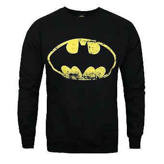 באטמן מצוקה גברים לוגו ' s סוודר