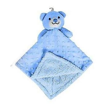 First Steps Bubble Baby Comforter Doudou
