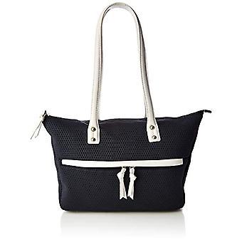 Stella Hotter - Black Women's Shoulder Bags (Carbon Black) 13.5x27x42.5 cm (W x H L)