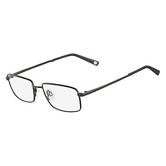 Flexon Benedict 600 033 Shiny Gunmetal Glasses