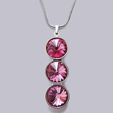 Necklace with Crystal pendant PMB 4.1