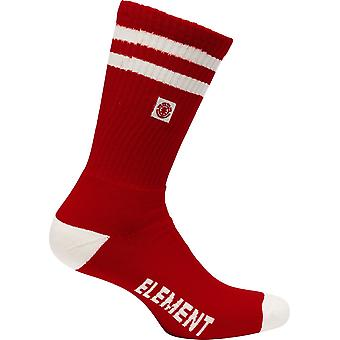 Element Athletic Socks - Peperoncino Clearsight