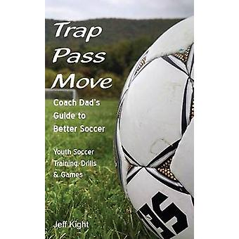 Trap  Pass  Move Coach Dads Guide to Better Soccer Youth Soccer Training Drills  Games by Kight & Jeff