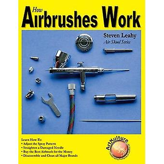 How Airbrushes Work by Leahy & Steven