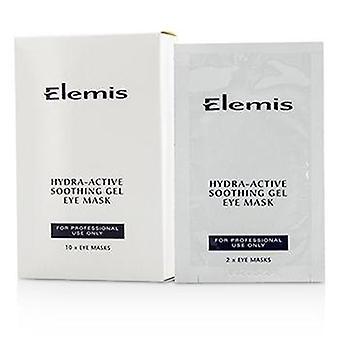 エレミス・ヒドラアクティブななだめジェルアイマスク(サロン製品) - 10個