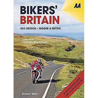 Bikers' Britain by Simon Weir - 9780749581862 Book