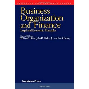 Business Organization and Finance - Legal and Economic Principles (11