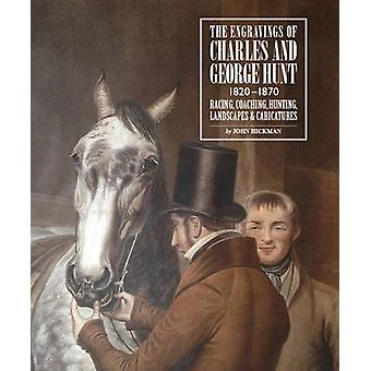 The Engravings of Charles and George Hunt 1820 - 1870 - Racing - Coach