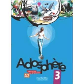 Livre de l'eleve 3 & CD-audio by Celine Himber - 9782011557117 Bo