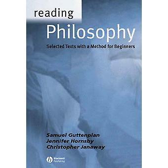 Reading Philosophy by Samuel Guttenplan