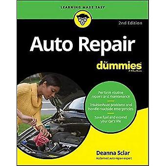 Auto Repair For Dummies by Deanna Sclar - 9781119543619 Book
