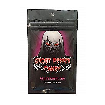 Flamethrower Watermelon Ghost Pepper Hard Candy