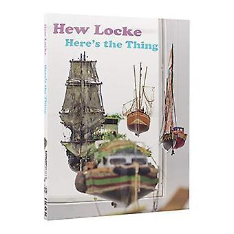 Hew Locke - Here's the Thing by Hew Locke - 9781911155218 Book