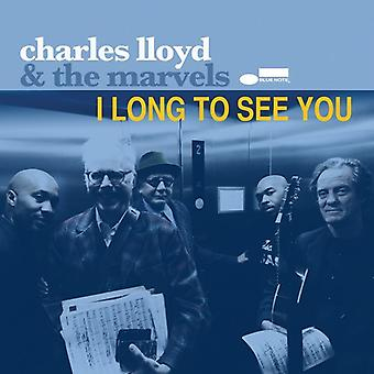 Charles and.. Lloyd - I Long to See You [CD] USA import