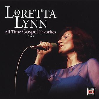 All Time Gospel Favorites [CD] USA import