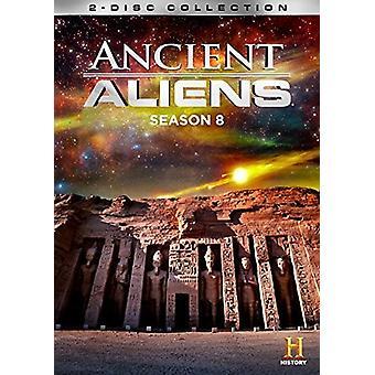 Ancient Aliens: Staffel 8 [DVD] USA import